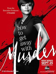 How To Get Away With Murder. Viola Davis brought it  in this series. Mighty fine acting.