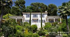 Beautiful Villa with Pool and Panoramic Sea View in Cannes | http://www.estatenetfrance.com/