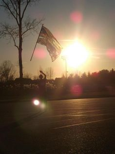 Colorguard*(: love this photo, want this for a senior picture