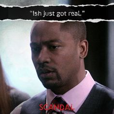 Heck yeah it did! The #Scandal finale blew me away. A lot of twists and turns and a revelation that I had no idea was coming. I can't wait until September when the new season starts! - Kat =)