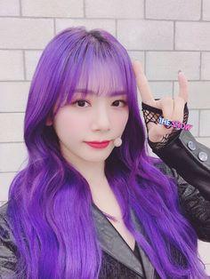 Extended Play, Kpop Girl Groups, Kpop Girls, Kpop Hair Color, Cutest Bunny Ever, Kim Min Ji, Jiu Dreamcatcher, Twitter T, Estilo Rock