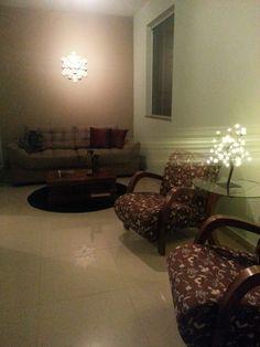 A sala na casa é assim!