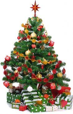 beautiful christmas tree hd