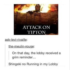 This is the best one yet!!!- attack on tipton! (shingeki no tipton!!!)