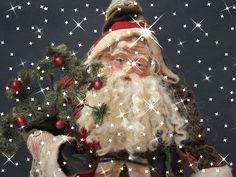 Handmade Wee Little Santa By KiM SweeT~KiM's KlaUs~Antique 1800's QuiLt