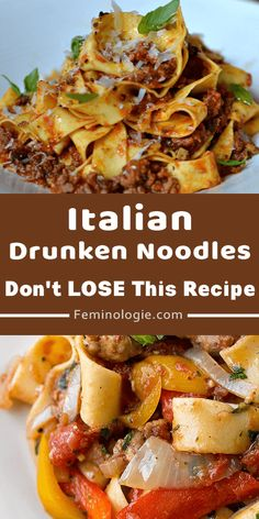 Casserole Recipes, Meat Recipes, Chicken Recipes, Cooking Recipes, Healthy Italian Recipes, Recipes Using Italian Sausage, Best Italian Dishes, Recipies, Italian Pasta Dishes
