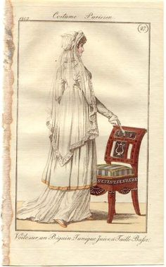 1803, I love the three layers and the pelisse is very pretty