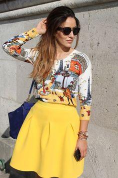 7 Spring 2015 Fashion Trends You Should Follow YELLOW