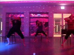 Chair Choreography to 'Skin' by Rihanna @ Flirty Girl Fitness - YouTube