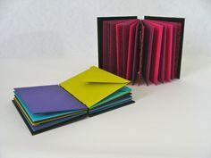 Julie Auzillion: carnets d'enveloppes