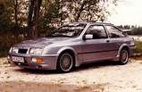 Ford Sierra RS Cosworth. | Sierra
