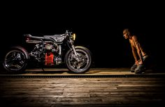 Honda CX 500 Sport 'Japan Style' - Ed Turner Motorcycles