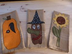 It seems like summer just got here and now we are getting ready for fall! It is my favorite time of year!  What a great way to dress up your kitchen or bathroom with little supplies! This is a great scrap project!  You will receive easy to follow instructions to make all three of these cute appliqued towels. Pattern is for personal use only! You may NOT copy the pattern or resell it. I dont mind if you make some to sell at craft shows but please respect the pattern and the work I have put…