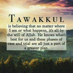 Perfect trust in Allah SWT. Prophet Muhammad Quotes, Hadith Quotes, Allah Quotes, Muslim Quotes, Religious Quotes, Hijab Quotes, Best Islamic Quotes, Quran Quotes Inspirational, Quran Quotes Love