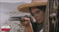 Bullet for the General aka Quien Sabe iconic Spaghetti Western starring Gian Maria Volonte', Klaus Kinsky, Lou Castel and Martine Beswick.  Directed by Damiano Damiani