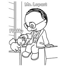 The mr lopart