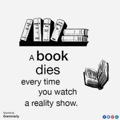 411. DON'T MAKE BOOKS DIE!