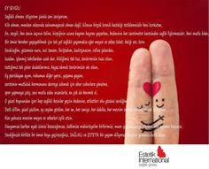 Sevgiler gününüz kutlu olsun... #sevgililergunu #estetikinternational www.estetikinternational.com.tr