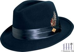 Fedora hat!
