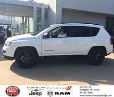 Congratulations to Jessica Martinez on your #Jeep #Compass purchase from Yanel Martinez at Holt Chrysler Jeep Dodge! #NewCar