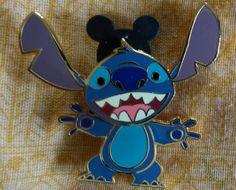 STITCH BOBBLE HEAD CUTIES Collection Disney Land PARIS DLRP DLP 2005 PIN
