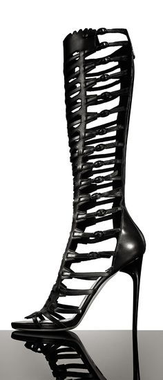 Reach for the sky with #boots by #PaulAndrew.