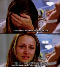 Clay and Quinn... I just love them