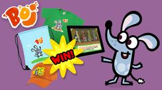 Competition to Win Boj Kids Bundle
