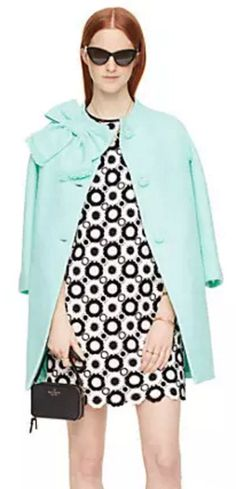 Kate Spade cotton tweed coat: http://www.stylemepretty.com/living/2016/03/24/the-cutest-spring-coats-at-every-price/: