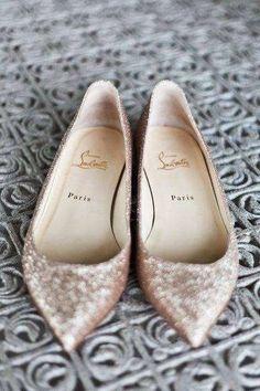 Scarpe basse da sposa 2016 (Foto 6/40) | Shoes