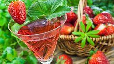 Soupe champenoise aux fruits rouges - Aromandise
