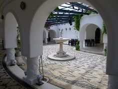 therms of kalithea at rodos Greece Rhodes, Visit Greece, Patio Interior, River Rocks, Rhode Island, Santorini, My Dream Home, Mosaics, Places Ive Been