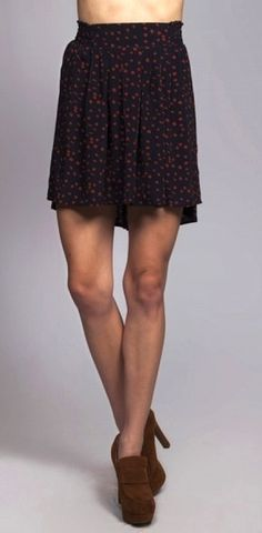 So excited for my new Christmas skirt... will wear it with tights, ankle boots, and a sweater. From katybelle.com