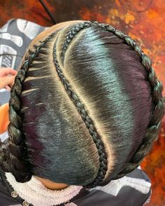 Two Braid Hairstyles, Girls Natural Hairstyles, Cute Hairstyles, Natural Hair Styles, Short Hair Styles, Pelo Afro, Two Braids, Manicure Y Pedicure, Milani