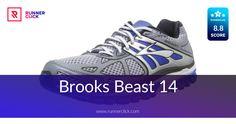 Brooks Beast 14 Review Neutral Running Shoes, Trail Running Shoes, Motion Control Running Shoes, Running Shoe Reviews, Flat Feet, We Wear, Asics, Beast, 18th