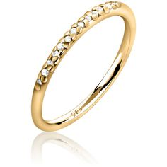 Dainty CZ Ring Band; Stackable Ring Band; Swarovski RIng Band; Midi... ($33) ❤ liked on Polyvore featuring jewelry, rings, white ring, anniversary rings, cubic zirconia anniversary rings, cz rings and 14k ring