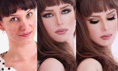 the power of makeup  by samer baltaji