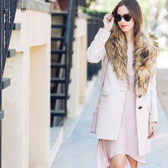 Pin for Later: Diese Jacken und Mäntel lassen sich perfekt zu Party-Kleidern kombinieren Faux Fur