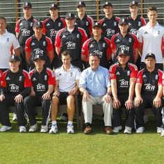 ENGLAND PHYSICAL DISABLED CRICKET TEAM IN FIRST EVER INTERNATIONAL DISABLED CRICKET SERIES AGAINST PAKISTAN DISABLED CRICKET TEAM
