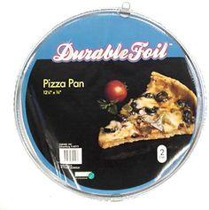Foil Pizza Pans Case Pack 24