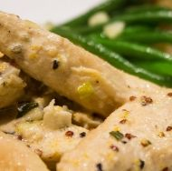 This Mustard Chicken & Baked Potato recipe will soon become a family favorite