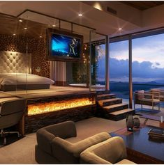 Lottery Dream Master bedroom