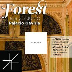#buenosdias a tod@s!! #LePAGoN estará con sus #piezas en la edición #forest del @mercadocentraldiseno ...! Será del 5 al 7 de junio en el #palaciodegaviria de #Madrid  #planazo!!  http://www.lepagon.com/index.php  #joyas #hechoamano | #handmade #jewelry  #style #design #fashion #minimal #beautiful #love #diseño #moda #complementos #accesorios #diseñoemergente #madeinspain #meencanta #tendencias #market #popupstore #popup