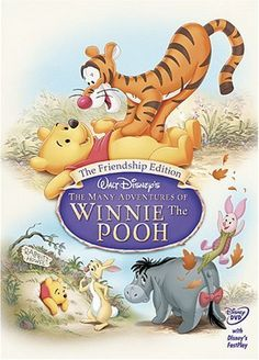 """""""The Many Adventures of Winnie the Pooh"""" - A collection of animated shorts based on the stories and characters by A. A. Milne. (1977)"""