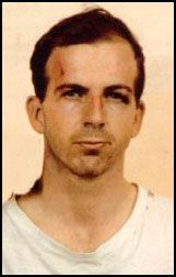 Lee Harvey Oswald, assassin of John F. Kennedy on November 22, 1963 in Dsllas, TX. Governor Kohn Conally was als shot but recovered.