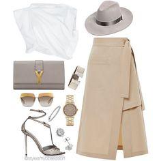 Keep It Chic  Top: Ellery Skirt: Suno Shoes: Tom Ford Clutch: Saint Laurent  Sunglasses Dior  Hat: Superduper Bracelet: Hermès  Watch: Marc Jacobs  #lotd #ootd #dior #luxury #tomford #tgif #chic #saintlaurent #shop #slay #instadaily #instastyle #instafashion #instalike #photooftheday #picoftheday #mmis #hermès #womensfashion #prefall2015 #FW2015 #fall2015 #styleinspiration #stylish #style #diamonds