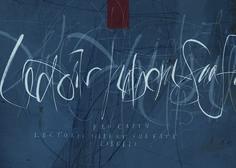 Yves Leterme , calligraphy