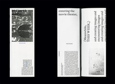 This Week 11 (booklet series) Designed by Ryan Gerald Nelson 2014