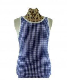 """70s vintage vest #vintagefashion #vintage #retro #vintageclothing #90s #1990s #vintagetshirts <link rel=""""canonical"""" href=""""http://www.blue17.co.uk/>"""