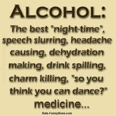 Alcohol ヅ www.pinterest.com/WhoLoves/12Messages ヅ #12steps #recovery